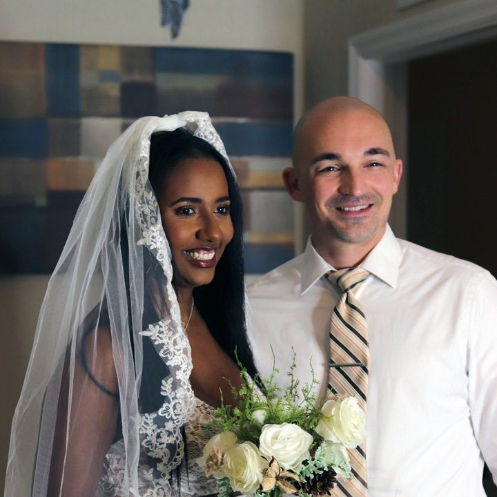 Dr. Will and wife Precious
