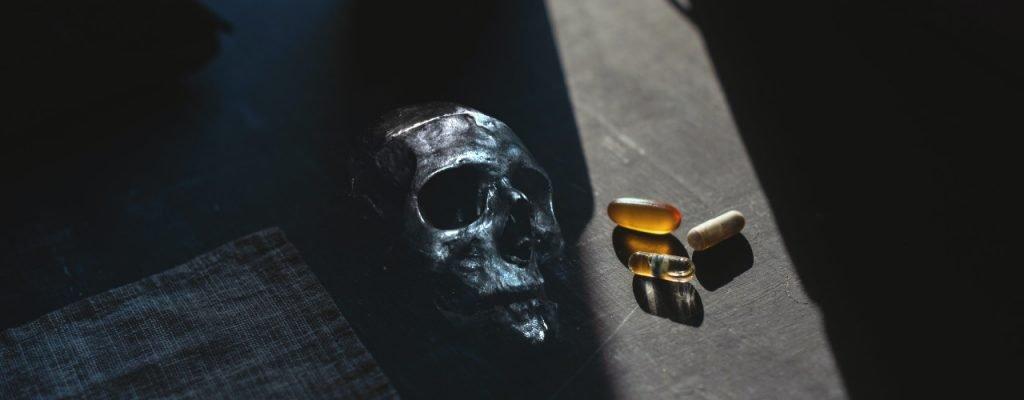 Herbal Skull